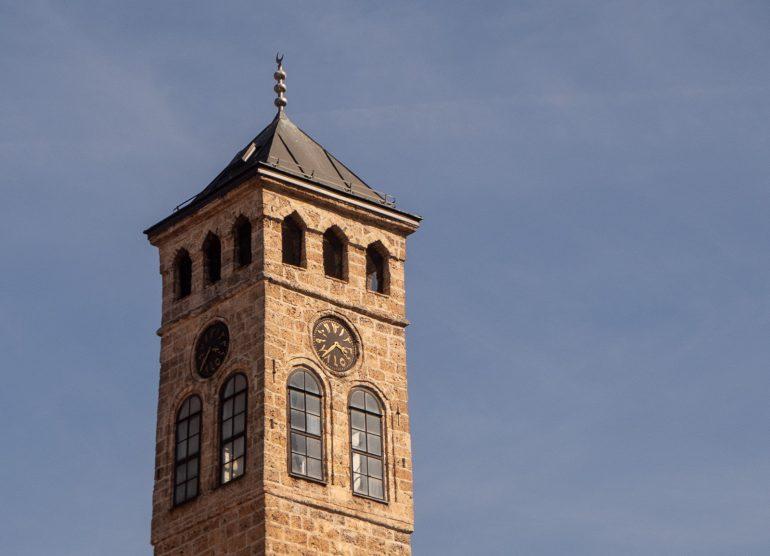 Sarajevo vanha kaupunki