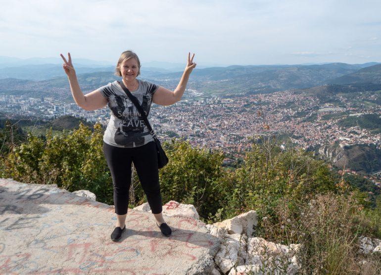 Sarajevon vuorilla