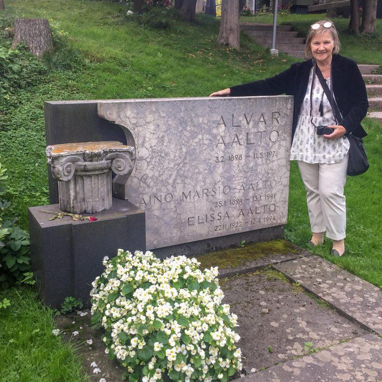 Taiteilijakukkula Alvar Aalto