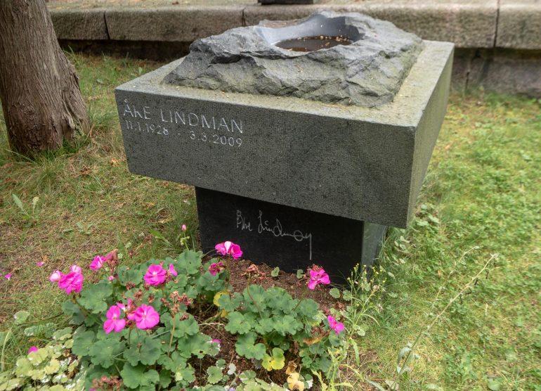 Taiteilijakukkula Åke Lindman