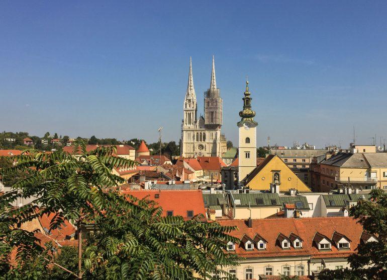 Zagreb kaupunkikierros