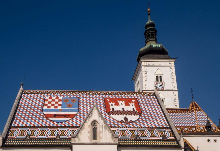 Zagreb St Marks