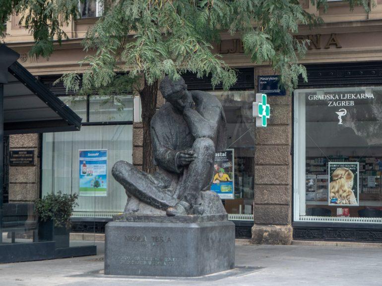 Zagreb Nikolai Tesla