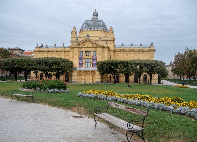 Zagrebin puistoissa