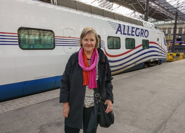 Allegrolla Pietariin VR