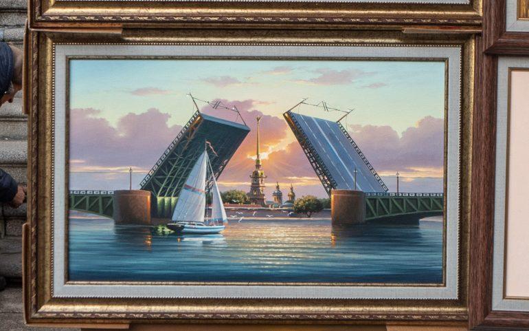 Pietari Nevan sillat