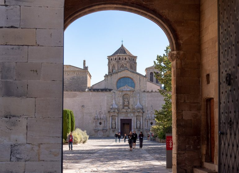 Poblet Katalonian Unescon maailmanperintökohteita