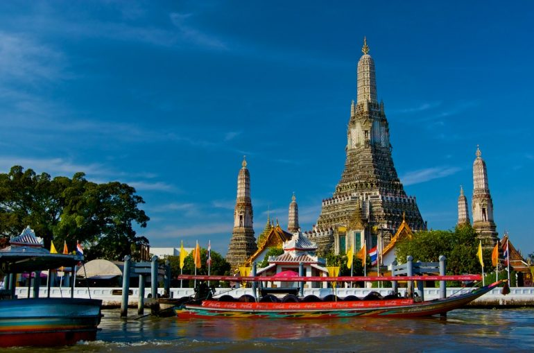 Wat Arun Bangkok Top 5