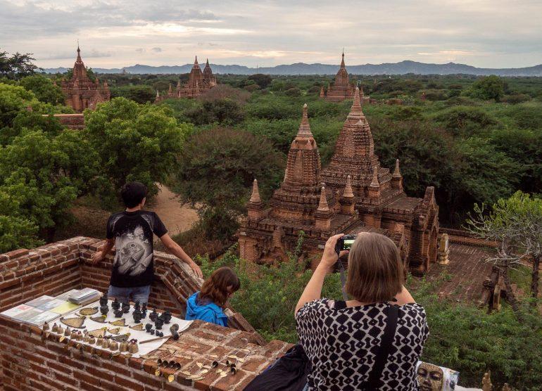 Dhammayazika Bagan Myanmar