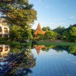 Tuhansien pagodien Bagan