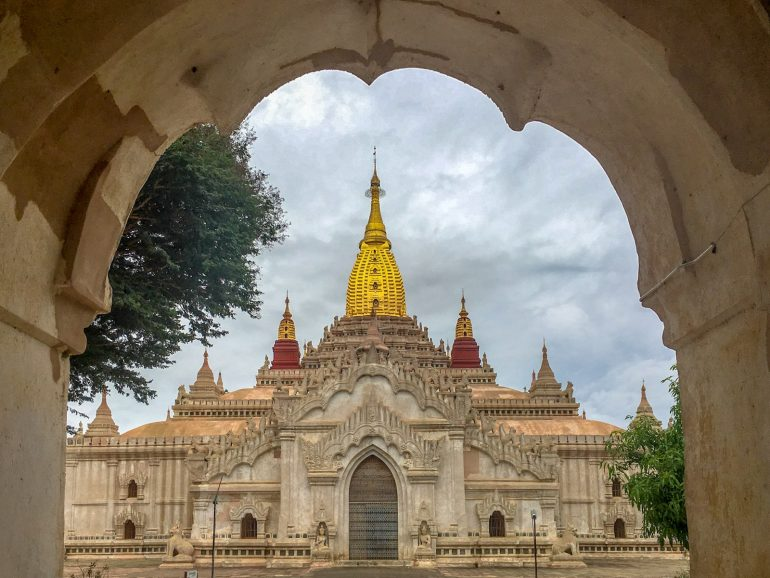 Bagan Myanmar - Kuvia Myanmarista