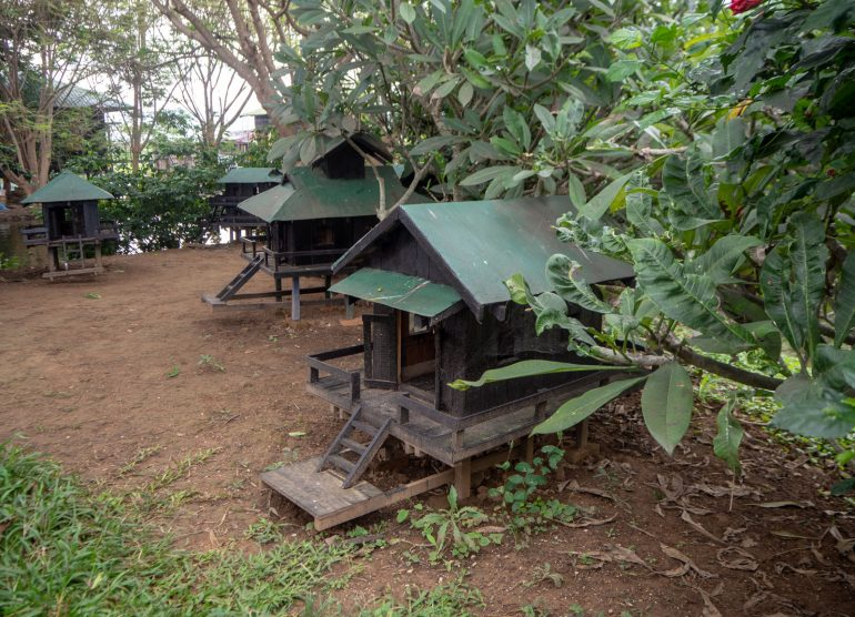 Inle Heritage Burmese Cat village
