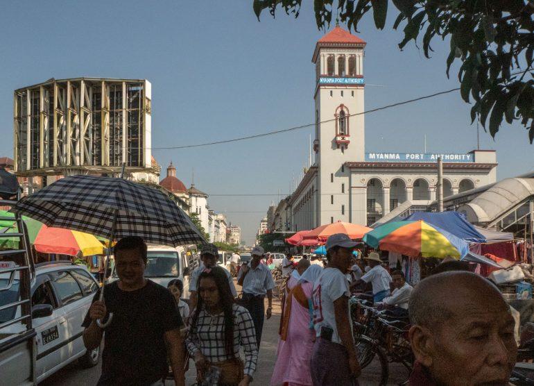 Yangon River Yangon - tärkeimmät nähtävyydet