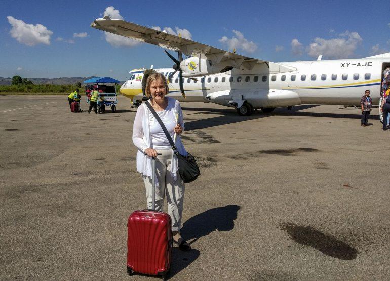 Air Kbz Myanmar Myanmar kustannukset
