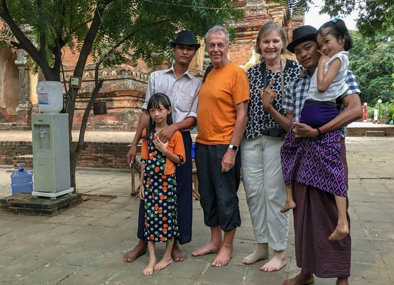 Htilominlo Bagan Myanmar