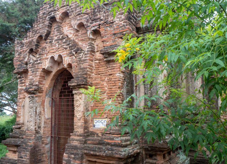 Khe Min Kha complex Bagan