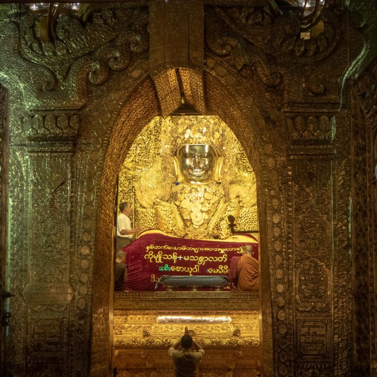Mahamuni Mandalay