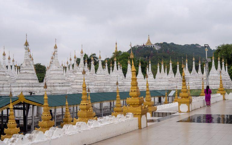 Sanda Muni pagoda Mandalay