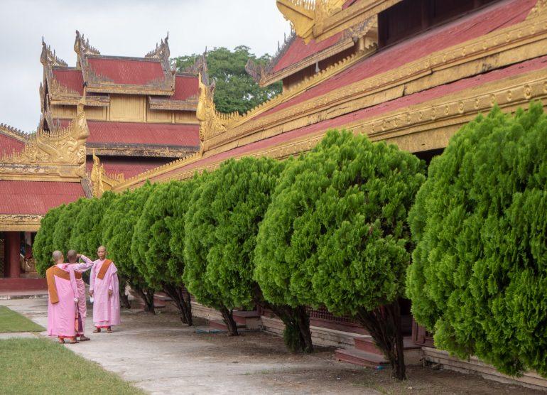 Palatsialue Mandalay Mandalay Top 5