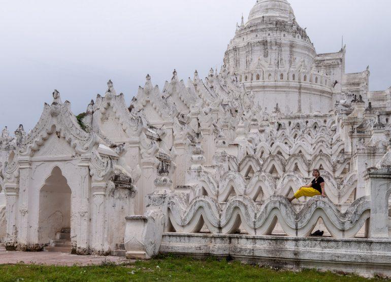Hsinbyume Mingun Mandalay