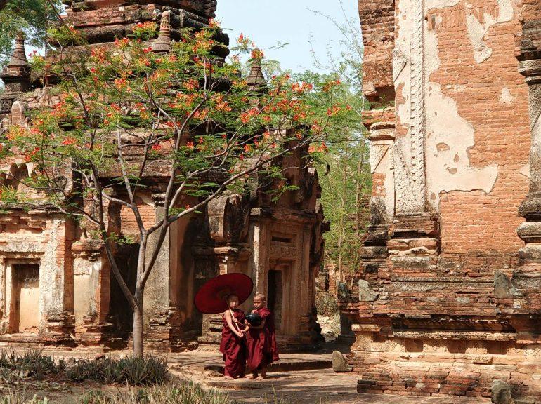Bagan Matkusta Myanmariin