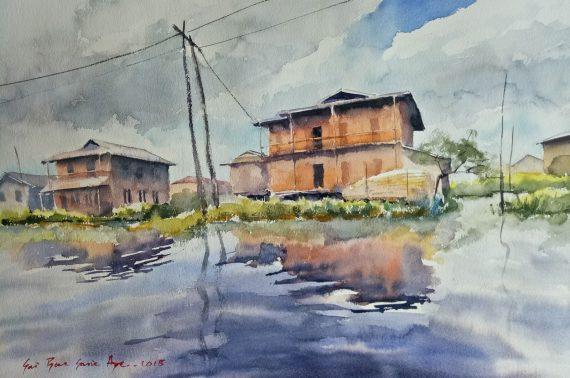 Myanmar people feature