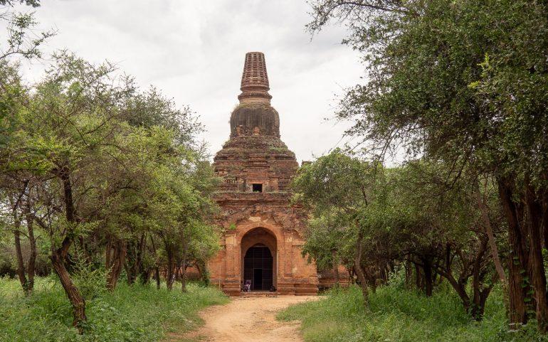 Pahtothamya Bagan Myanmar Baganin tuhannet temppelit
