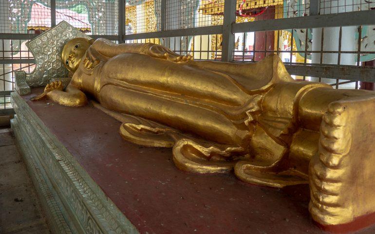 Shwezigon Bagan Myanmar