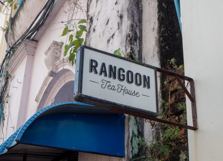 Colonial Yangon