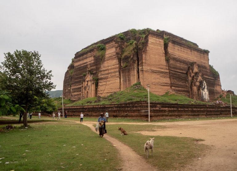 Pahtodawgyi Mingun Mandalay Top 5