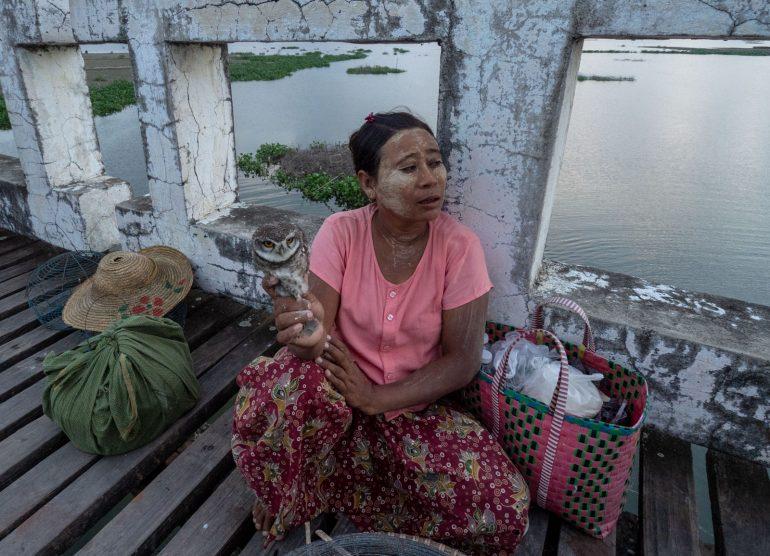 U Bein Mandalay