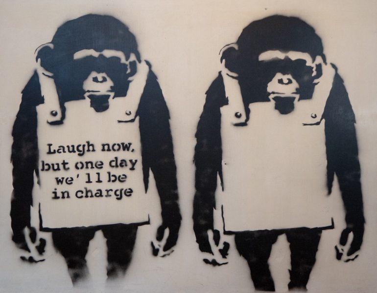 Amsterdam Moco Banksy