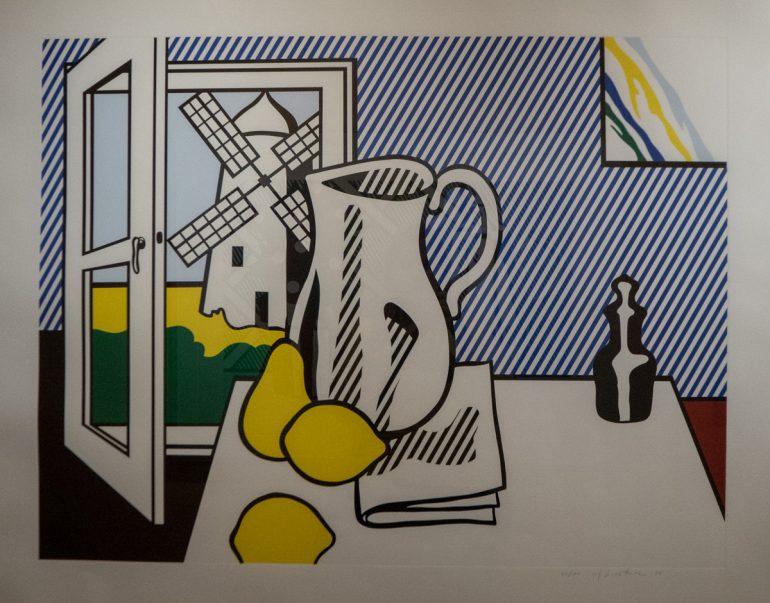 Roy Lichtenstein Moco Amsterdam