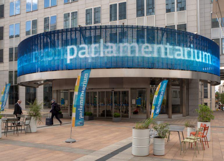 Parlamentarium Muistoja Brysselistä