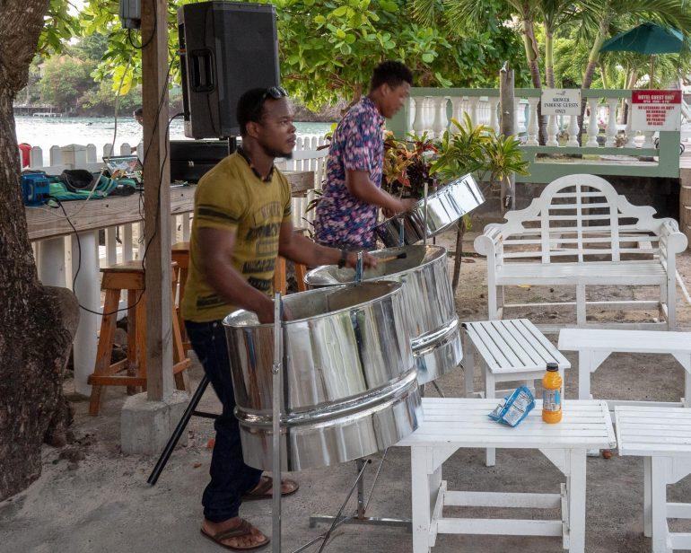 Karibian rytmejä Grenada