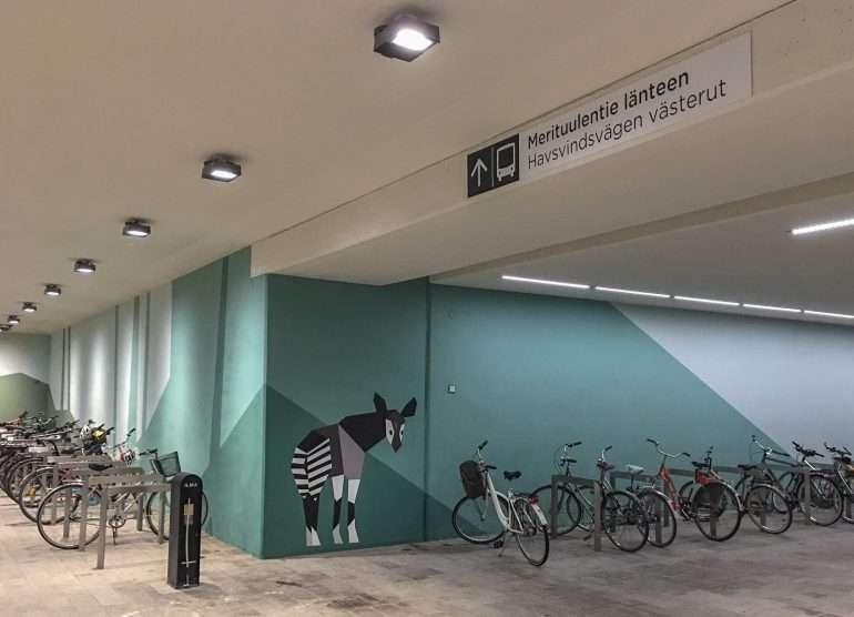 Niittykummun metroasema - Koti Suomessa