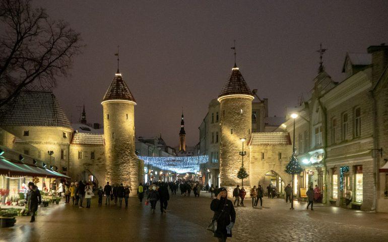 Tallinna Joulu Tallinnassa