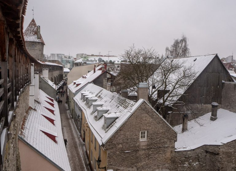 Hellemann torni Tallinna
