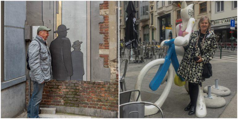 bryssel hahmoja