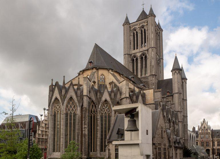 St Nicholas Ghent