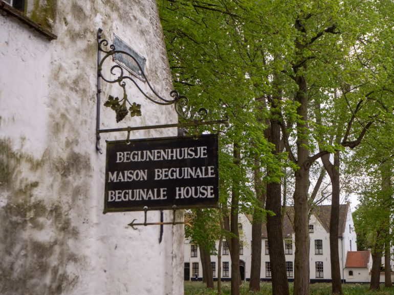 Benijnhof Beguinage Brugge