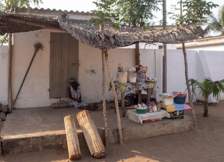 Benin Togo Lake