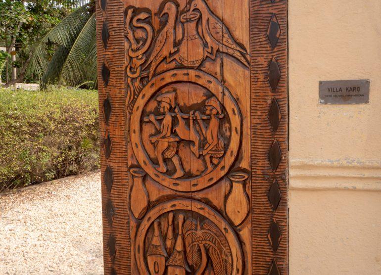 Benin Grand-Popo Villa Karo