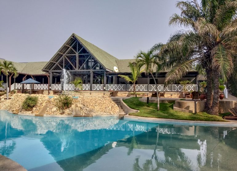 Labadi Beach Hotel Accra Ghana