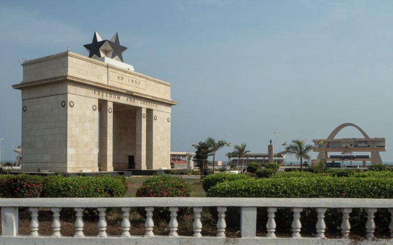 Accra Ghana Black Star