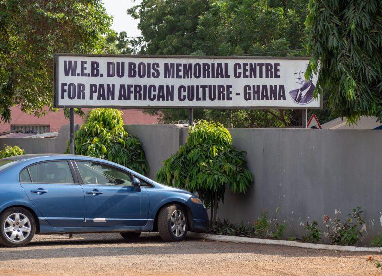 Du Bois Accra Ghana