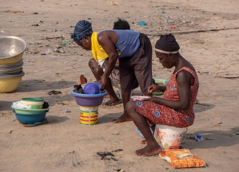 Labadi Beach Accra Ghana