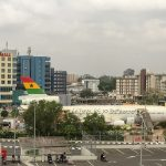 Vuorokausi Ghanassa