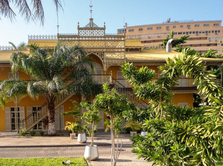 Palácio de Ferro Luanda