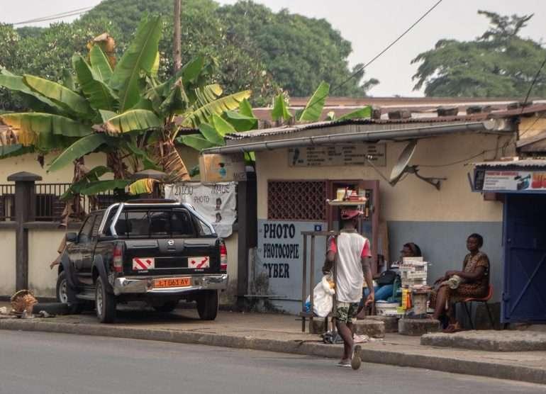Aamu Doualassa